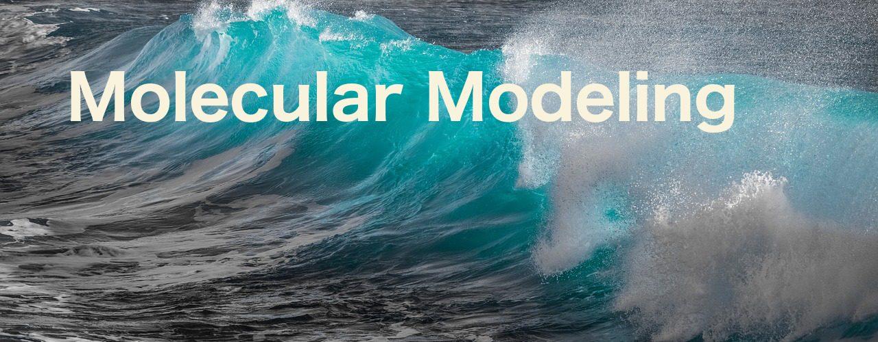 Molecular Modeling Title
